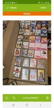 Verkaufe 30 Dvds und 3