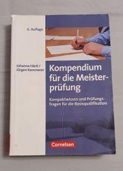 Kompendium für die Meisterprüfung 6