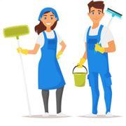 Suche zuverlässige Reinigungskraft