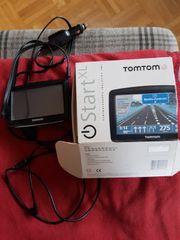 Tomtom Navigationsgerät Start XL
