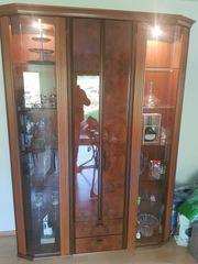 Hochwertige Nussbaummöbel Schrank und Sideboard