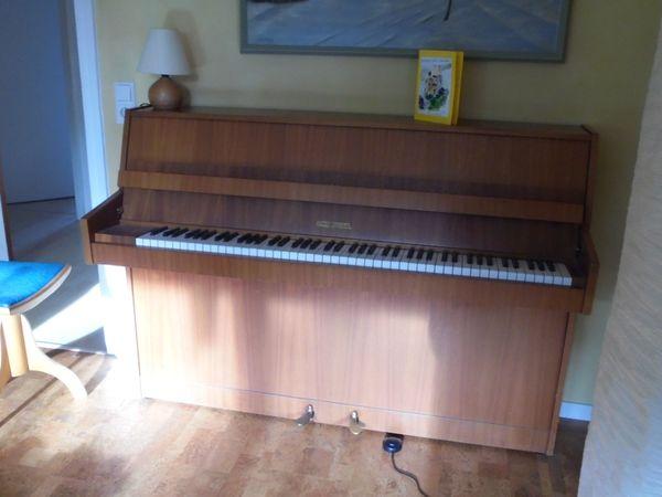 Klavier Marke Schimmel