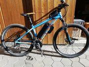 E-Bike MTB Fokus Whistler Lite