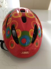 ABUS Fahrrad Helm für Kinder