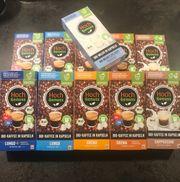 109 Kapseln Bio Kaffee Milch