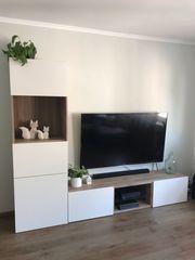 IKEA Besta TV Wohnwand
