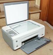 HP PSC 1510 All-in-one Drucker