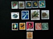 Briefmarken Neuseeland