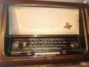 Altes Röhrenradio AEG Typ 5076