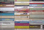 Taschenbücher ca 10kg TB Konvolut