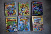 Toll erhaltene Superman-Sammlung