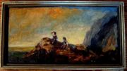 altes Gemälde Ölgemälde