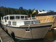 Motorboot Verdränger Stahlboot Boot 11m