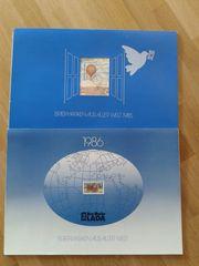 Briefmarken aus aller Welt 1985