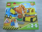 Lego Duplo 10812 Kipper Bagger