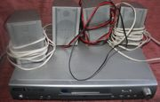 MBO DVD Player samt 4