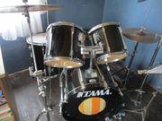 TAMA Schlagzeug -RockstarPro- mit Meinl