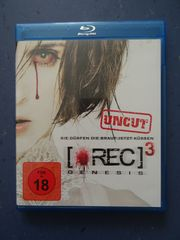 inkl Versand Rec³ - Genesis Blu-ray