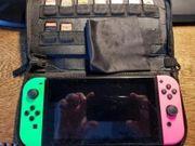 Nintendo Switch Sammlung
