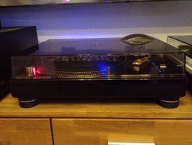 Technics SL-1200 1200 GLD LTD Gold
