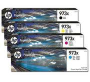 HP Druckerpatronen Set 973x- hp