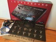 Headrush Looperboard - neuwertig