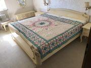 Schlafzimmer antik barock look