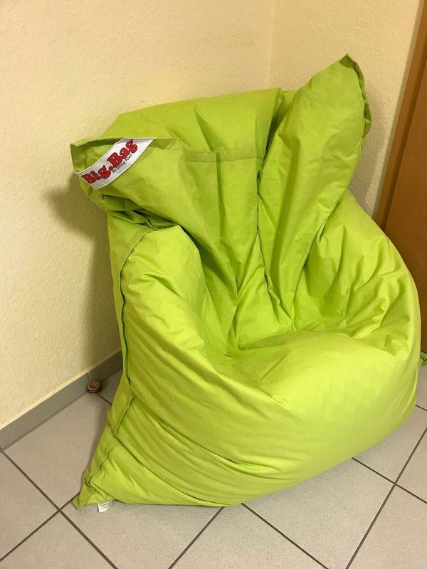 Sitzsack Brava Big Bag Indoor Xl 125x155 Cm Made In Germany