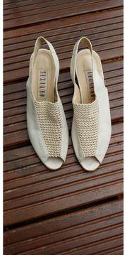 Sommerschuhe Sandaletten