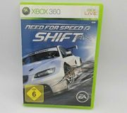 Need for Speed Shift XBox360-Spiel