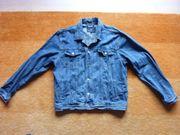 Jeans Jacke Gr XL