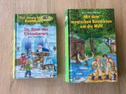 Das magische Baumhaus 2 Bücher
