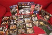 Nintendo 64 PAL 18 Spiele