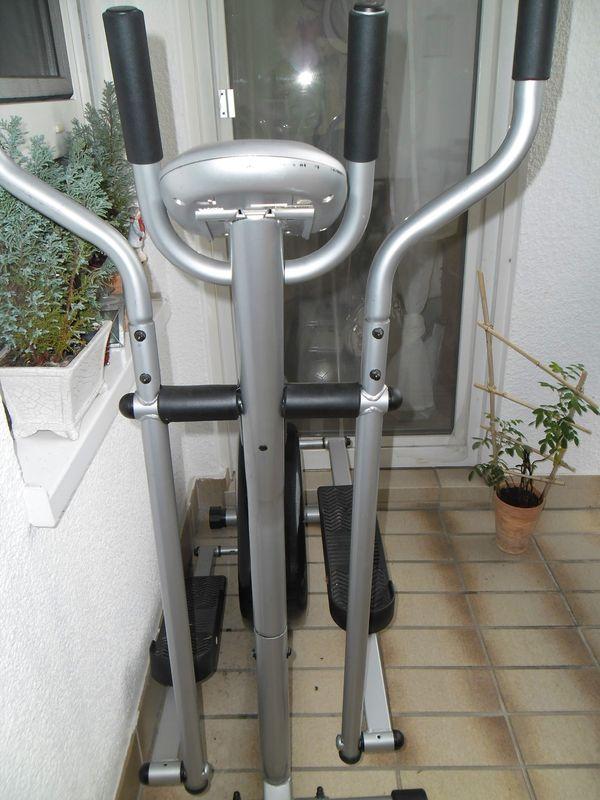 2 Hometrainer Sport Geräte In