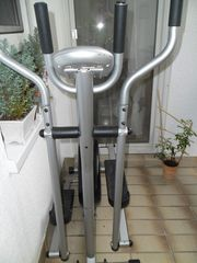 Hometrainer Crosstrainer Stepper Magnetic Power