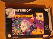 Nintendo 64 Tetrisphere
