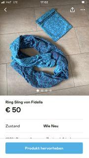 Babytrage Ring Sling