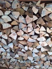 Brennholz für den Winter 20