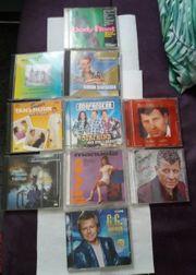 Sammlung 10 CD s