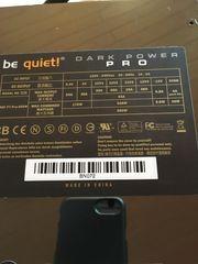 BE QUIET Netzteil DARK POWER