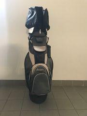 Golfset complett mit Golfbag