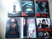 DVD Set Horror