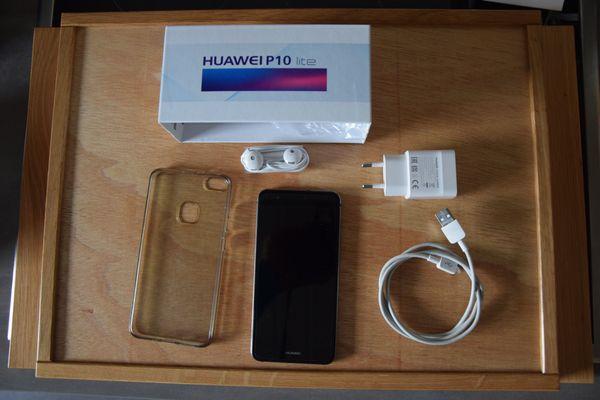 Huawei P10 light