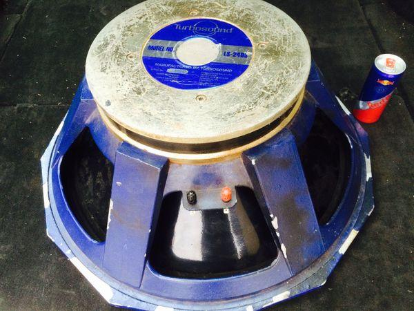 Turbosound TSE-218 TSW-124 TMS-2 LS-2403