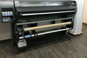 HP Latex 560 Digitaldrucker Plotter -
