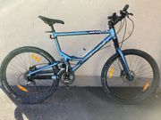 Mountainbike fully Cannondale