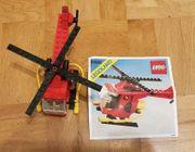 Lego 6685 - Hubschrauber komplett mit