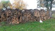 Verkaufe Brennholz Hartholz