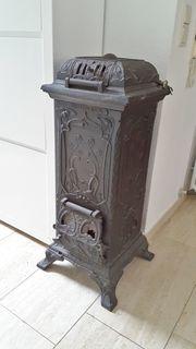 Kanonenofen antik Gussofen antik