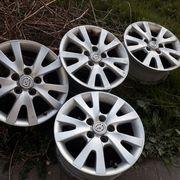 4 Alu Felgen Mazda3 5